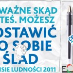 Promuj udzia? w Spisie Powszechnym w?ród Polaków.