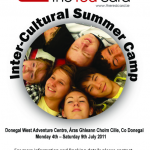 Intercultural Summer Camp organised by Show Racism the Red Card