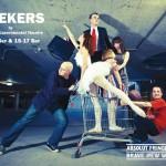 SEEKERS – nowy polski spektakl w ramach Absolut Fringe Festival