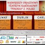 Irlandia Koncerty zaprasza w styczniu na Teatrzyk Kukiełkowy