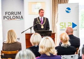 Openin Session Lord Mayor of Dublin speech