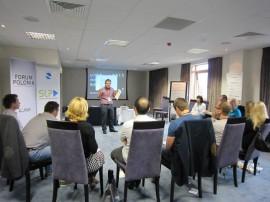 workshops with Pawel Krzywicki