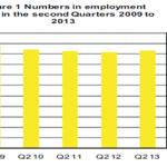 Irlandzki Rynek Pracy 2013