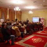 Inauguracja kampanii Voting Together w Corku