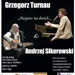 Grzegorz Turnau i Andrzej Sikorowski po raz pierwszy w Irlandii!