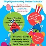 Impreza z okazji Międzynarodowego Dnia Dziecka w Arklow