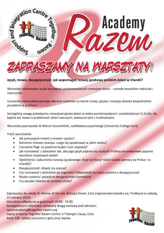 Razem Together_plakatA3