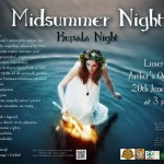 Noc Kupaly / Midsummer Night in Limerick