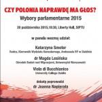 Czy Polonia ma głos w wyborach?