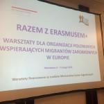 W Warszawie powstaje projekt Europejskiej Platformy Wsparcia Migrantów w UE