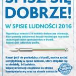 Polacy angażują się w Census 2016!