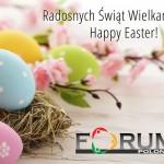 Wielkanocne życzenia od Forum Polonia