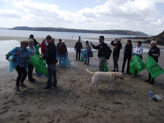 sprzątanie plaży 23.04.16 023