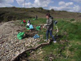 sprzątanie plaży 23.04.16 032