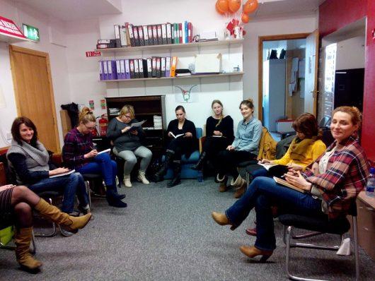 Cykl warsztatów w Cork dla kobiet z CESCA zakończony