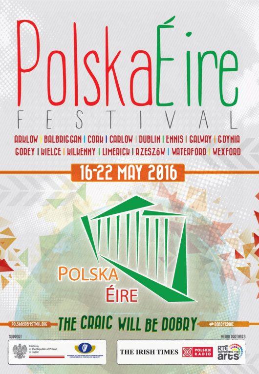 Festiwal PolskaÉire 16-22 maja