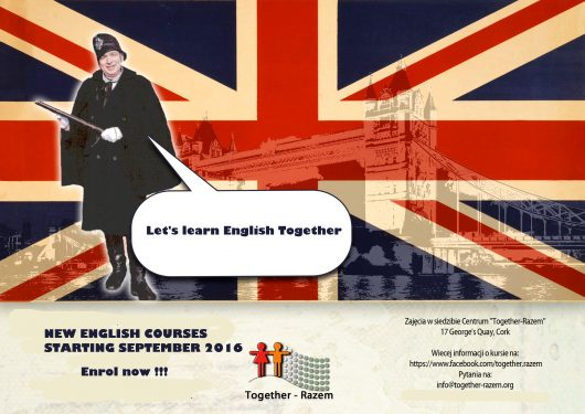 Nowe kursy angielskiego już od września w Together-Razem