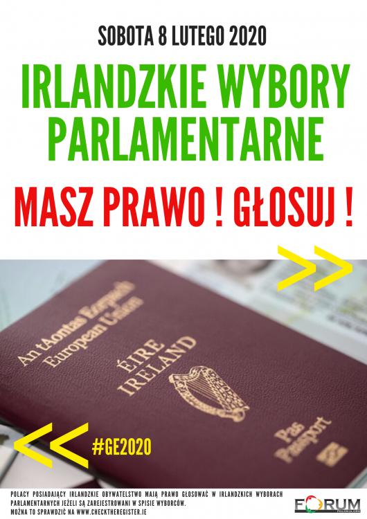 Wywybory parlamentarne 2020