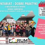 "Darmowe webinarium ""Wolontariat - dobre praktyki"" 15 lipca"